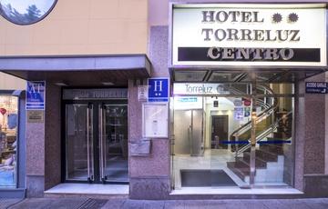 Aufnahme Hotel Torreluz Centro