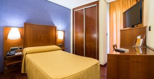 EINZELZIMMER Hotel Torreluz Centro